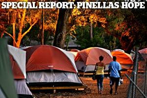 Tent City's Tents