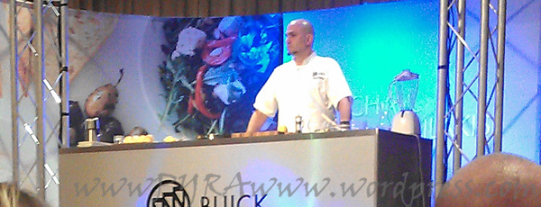 Buick - Chef Michael
