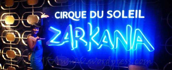 Zarkana - Sign