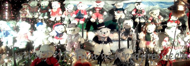 Teddy bear parade