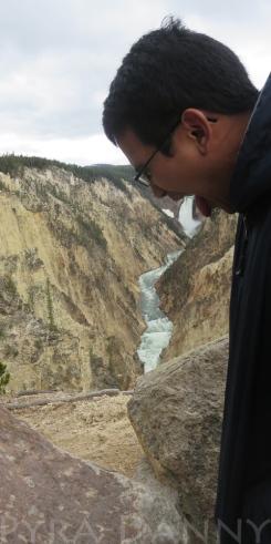Artist Point - Lower Falls