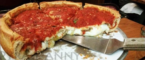 Giordano's Classic Pizza
