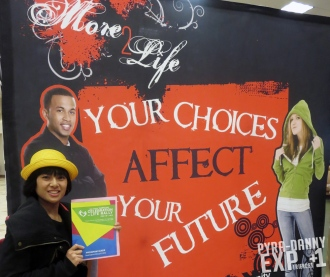 Prolife - Poster and me