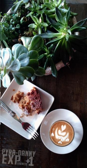 Craft Kafe dishes
