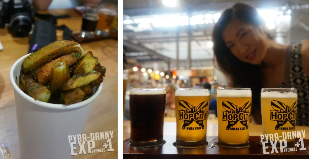Krog Street food and drinks [Drinking Atlanta | PyraDannyExperiences.com]