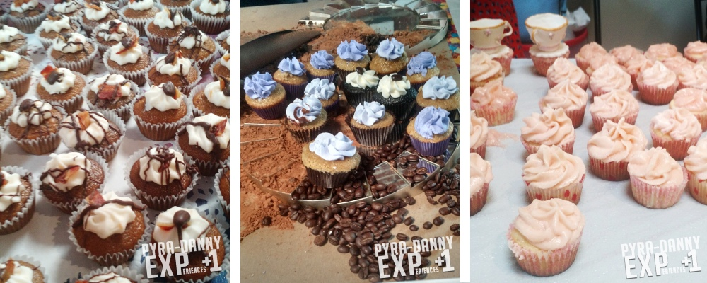 More Cupcake Photos [The Great St. Pete Cupcake Contest | PyraDannyExperiences.com]