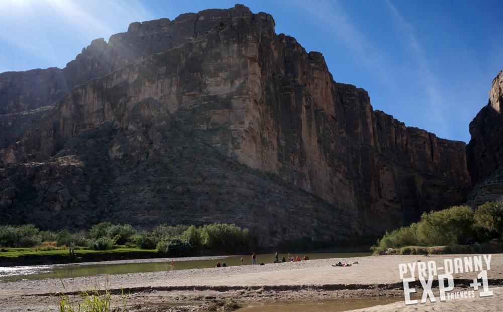 Santa Elena Canyon [Big Bend: Big Sceneries | PyraDannyExperiences.com]