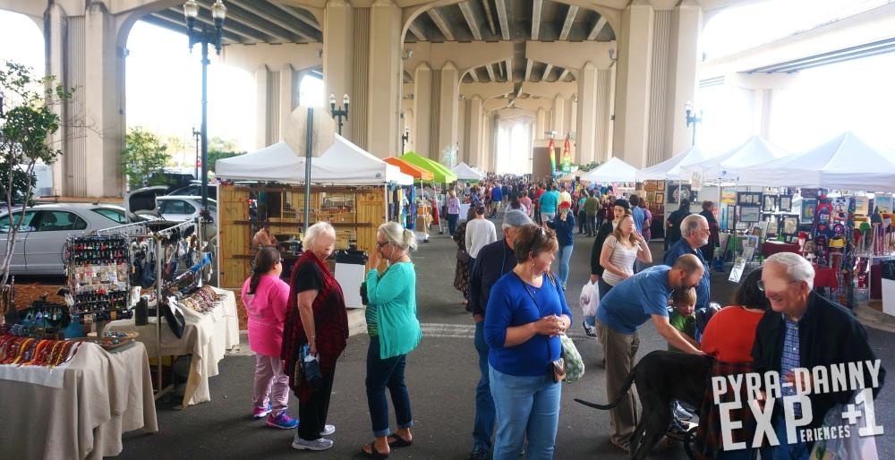 Riverside Arts Market [Jacksonville in 48 Hours | PyraDannyExperiences.com]