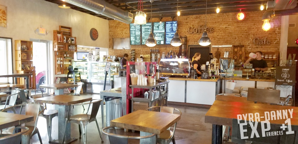 Urban Bean Coffeehouse [Jacksonville in 36 Hours | PyraDannyExperiences.com]