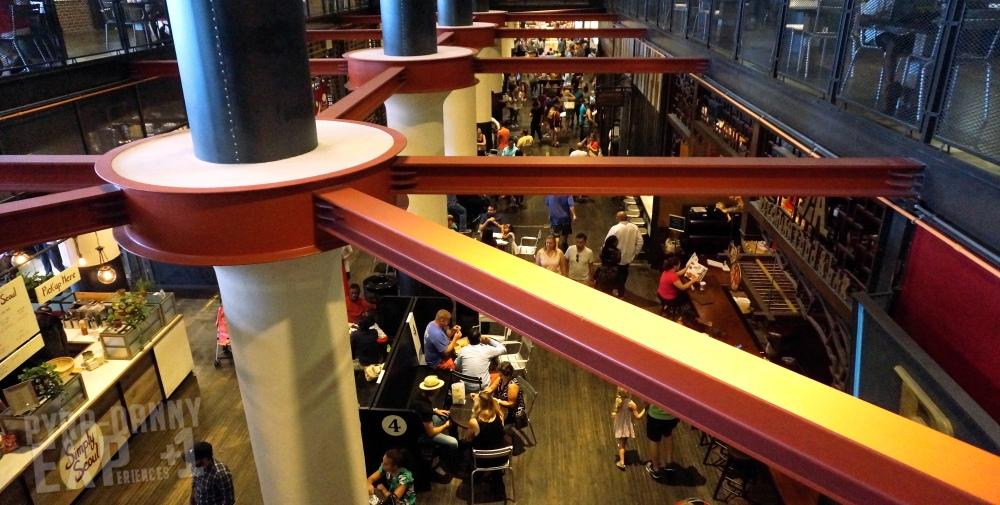 Inside Ponce City Market [Back to Atlanta   PyraDannyExperiences.com]