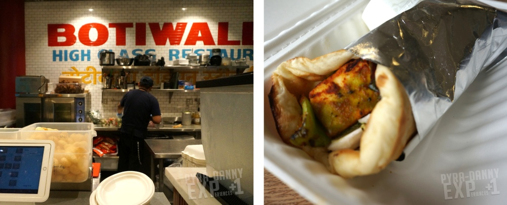 Paneer Wrap from Botiwalla [Back to Atlanta | PyraDannyExperiences.com]
