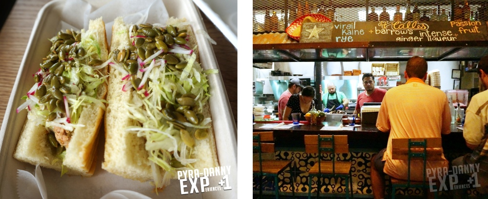 El Super Pan and Hub's Atun Sandwich [Back to Atlanta   PyraDannyExperiences.com]