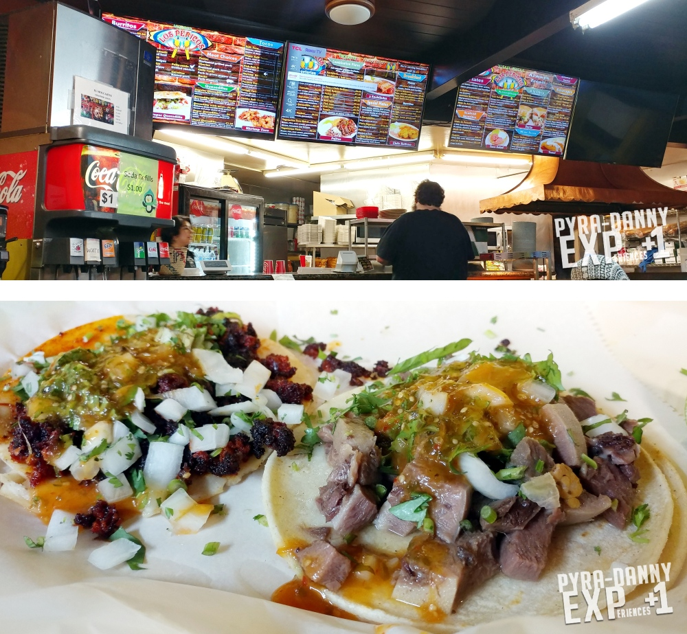 Inside Taqueria Los Pericos [Dining around Santa Cruz | PyraDannyExperiences.com]